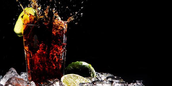 Getränkekarte Alkoholfreies
